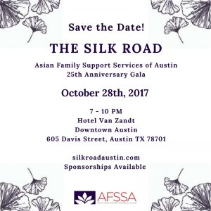 Save the Date Social Media Silk Road 2017
