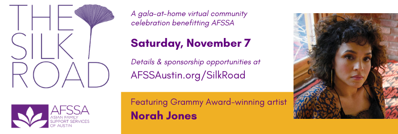 The annual Silk Road Gala was held on November 7, 2020. The gala-at-home virtual community celebration featured Grammy Award-winning artist Norah Jones.